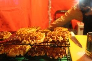 Waffles I ate (Christmas Village)
